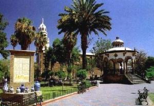 Jalisco Villa jardin donde queda